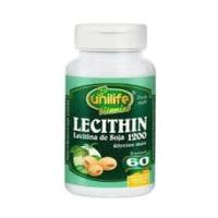 LECITHIN - UNILIFE - 120 CAPSULAS