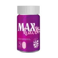 MAX HAIR (Biotina + Romã) - 30 CÁPSULAS
