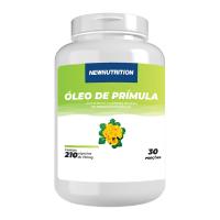 ÓLEO DE PRÍMULA - NEWNUTRITION - 210 CÁPSULAS