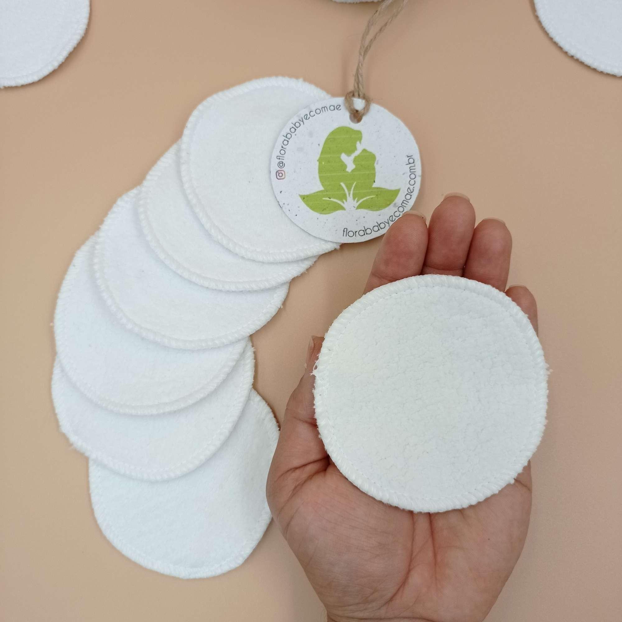 Ecopad  / discos de Limpeza Facial