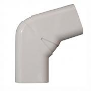 Acabamento canaleta split curva plana regulável cb60 - Controlbox