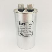 Capacitor para Ar Condicionado Split Simples45 uF 380v . EOS