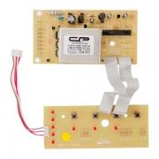Kit Placa Potência e Interface Compatível com Lavadora Consul  W10315110 | W10344774 - CP0812
