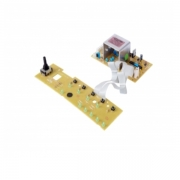 Kit Placa Potência e Interface Compatível com Lavadora Consul W10343284 | W10592323 | W10575084 | W10626365 - CP1450