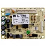 Kit Placa Sensor Motor Ventilador Refrigerador Electrolux 220V  - 70001456