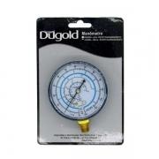 Manômetro de Baixa R410a | R134a | R22a | R404 | R407C | R22a Dugold - DG404H1