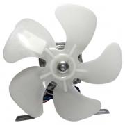Micro Motor Ventilador 1/40hp Hélice de Plástico Bivolt -  Elgin