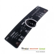 Placa Interface Brastemp Bivolt Original - W10463580 (Preto)