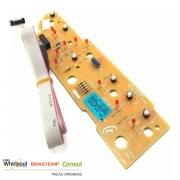 Placa Interface Brastemp Turbo 10kg Bivolt  -  326053963