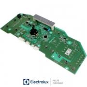Placa Interface Display Lava e Seca Electrolux Bivolt Original - 70203339