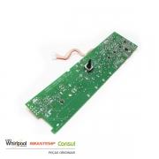 Placa Interface Lavadora Brastemp Bivolt Original - W10356413
