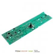 Placa Interface Lavadora Brastemp Bivolt Original - W10640425