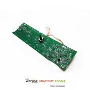 Placa Interface Lavadora Brastemp Bivolt Original  - W10540663 | W10356418