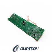 Placa Interface Lavadora Brastemp Cliptech  Bivolt - W10540663 | W10356418