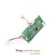 Placa Interface Lavadora Consul Bivolt Original - W10344774
