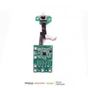Placa Interface Mega Agrupador Brastemp Bivolt Original - W11396188