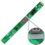 Placa Painel Interface Geladeira Electrolux - 64502351