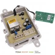 Placa Potência Compatível com a Lavadora Brastemp 220v Original - W10838062