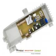 Placa Potência Compatível com a Lavadora Brastemp 220v Original -  W10912972