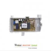 Placa   Potência Compatível com a Lavadora Brastemp 220v Original - W10899325