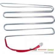 Resistência Degelo  Compatível Refrigerador Brastemp e Consul 220V - 326000283