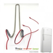 Resistência Tubular Clean Refrigerador Brastemp 220V - 415104