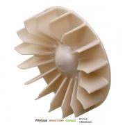 Rotor do ventilador da secadora Compacta Brastemp Original Bivolt - 326015424