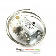 Termostato para Refrigerador Brastemp e Consul Original - TSV2004-01 | W11082454