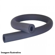 Tubo Esponjoso Elastomérico Isolante 1/2 09MM 2M - Itapex