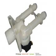 Válvula Dupla Lavadora Brastemp 220v - W11245250