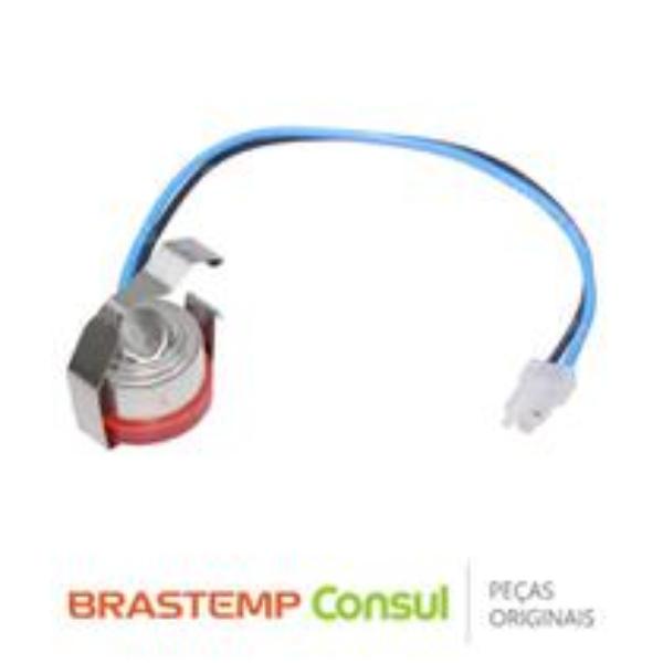 Bimetal Termostato Conector Refrigerador Brastemp   Consul 326006453
