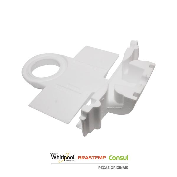 Capa de Isolação Traseira Defletor Brastemp & Consul -  W10169464