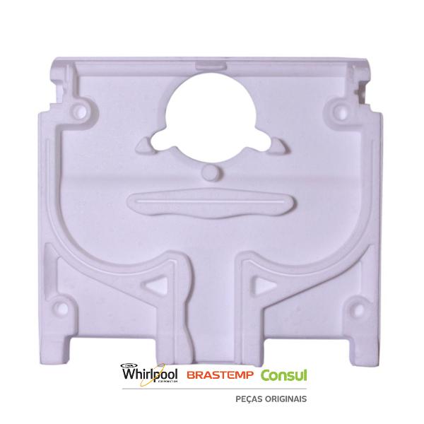 Capa Isolação Traseira Evaporador Brastemp - W10856154