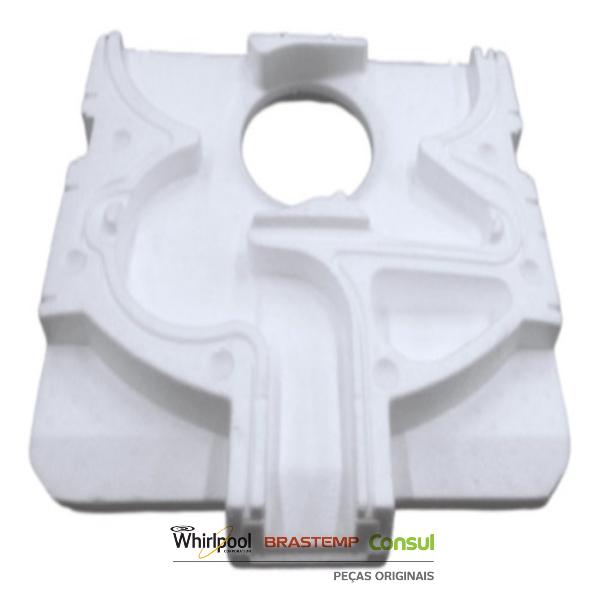Capa Traseira Evaporador Refrigerador Brastemp| Consul - W10863800 | W11363944