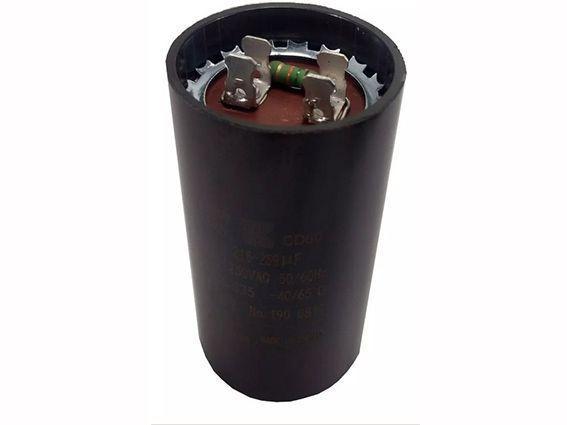 Capacitor Eletrolítico 145/175uF 110V ou 220V
