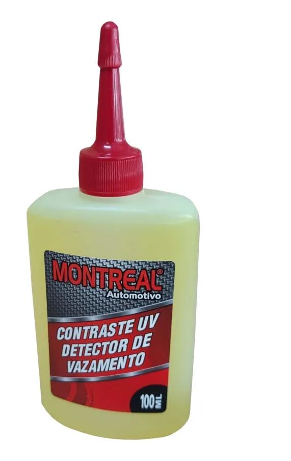 Contraste Uv  Frasco Detector De Vazamento 100ml