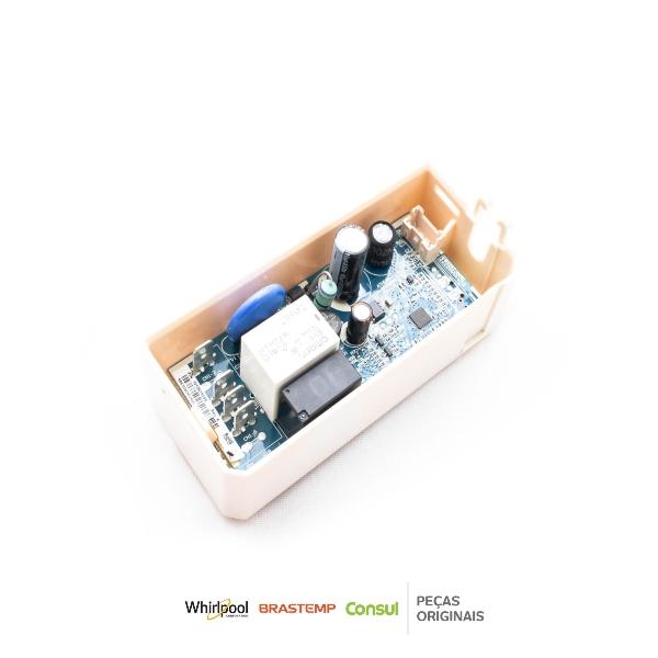 Controle Eletrônico Refrigerador Brastemp e Consul - W10678919 | W10632493