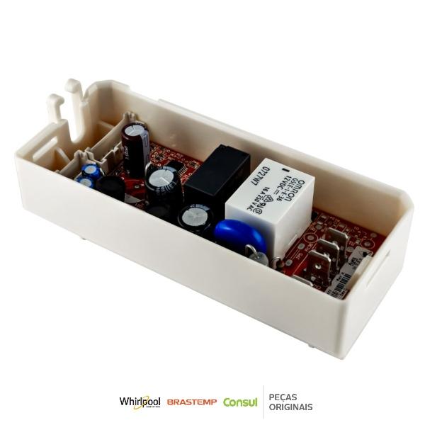Controle Eletrônico Refrigerador Consul Original Bivolt - W10632492