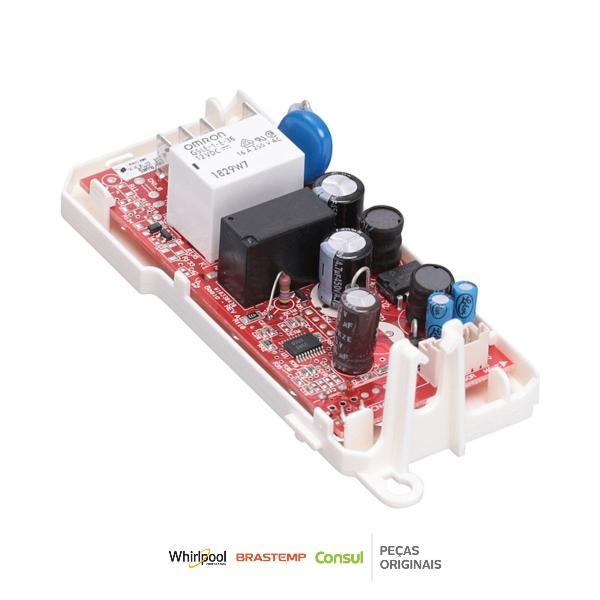 Controle Eletrônico Refrigerador Consul Original Bivolt -  W10632497   W10268778   W10268779   W10493228