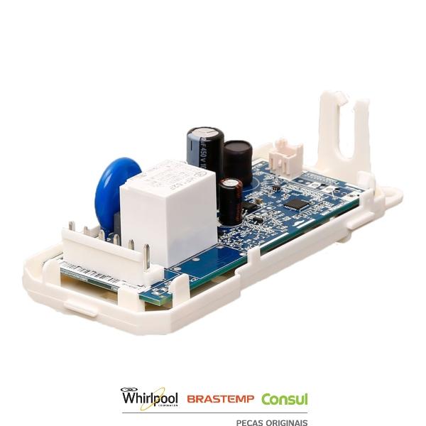 Controle Eletrônico Refrigerador  Consul Original Bivolt - W11163349