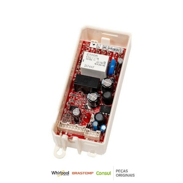 Controle Eletrônico Refrigerador Consul - W10632495 - W10632483