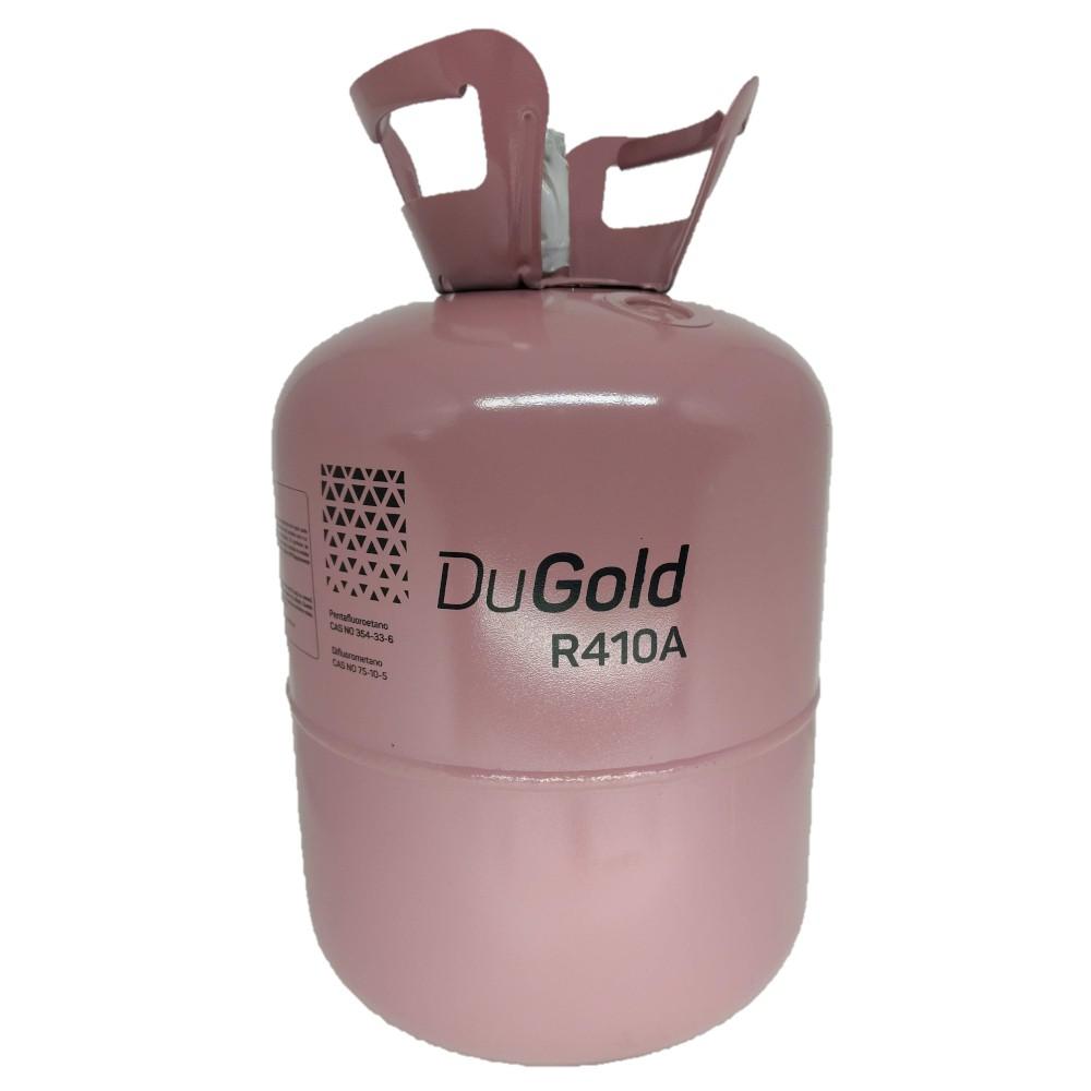 Fluído Gás Refrigerante R410 11,3kg -  Dugold | Vix ONU 3163