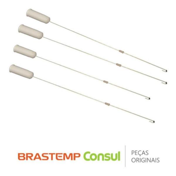 Kit 4 Varas Suspensão Lavadora Brastemp & Consul - W10764578