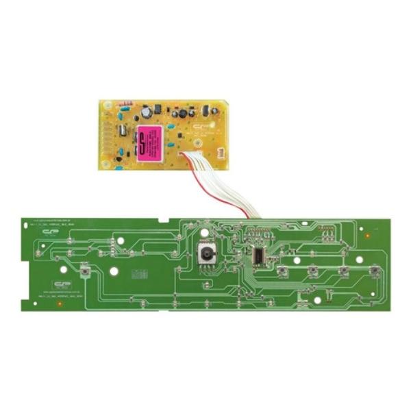 Kit Placa Potência com Interface Compatível  326064442 | W10301604 | W10356413 - CP1500