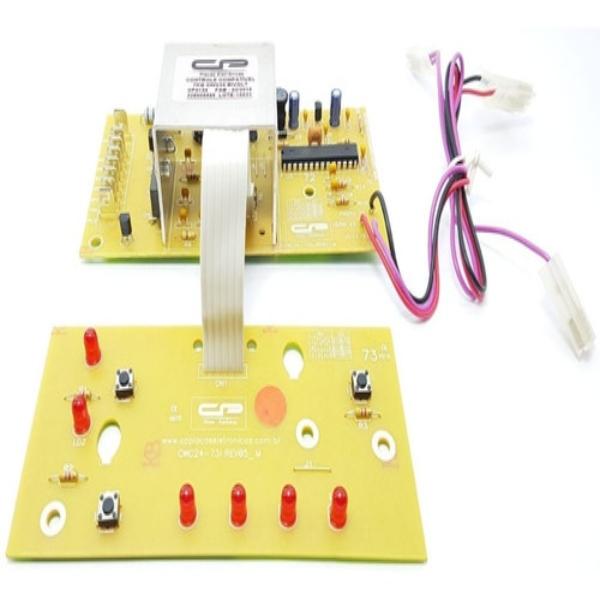 Kit Placa Potência e Interface Consul Compatível 326006688 | 326006689 - CP0134