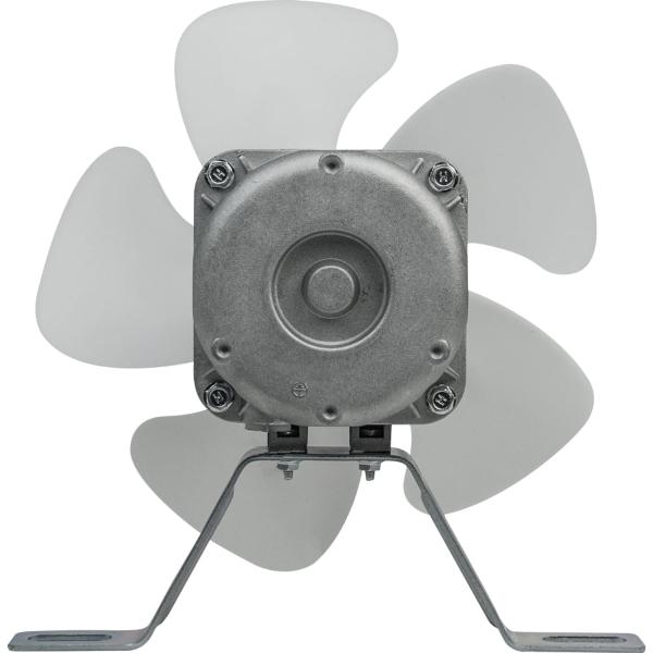 Micro Motor Ventilador 1/25hp Hélice de Plástico Bivolt -  Dugold