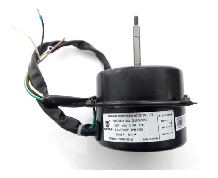Motor Ventilador Ar Condicionado Springer Carrier 7000/24000BTUS - 25906085