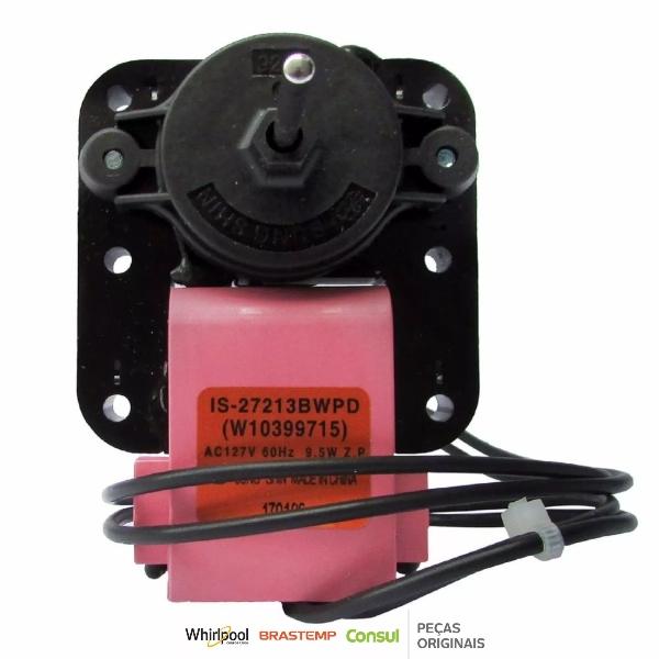 Motor Ventilador Refrigerador Brastemp & Consul 220V Original - W10310999