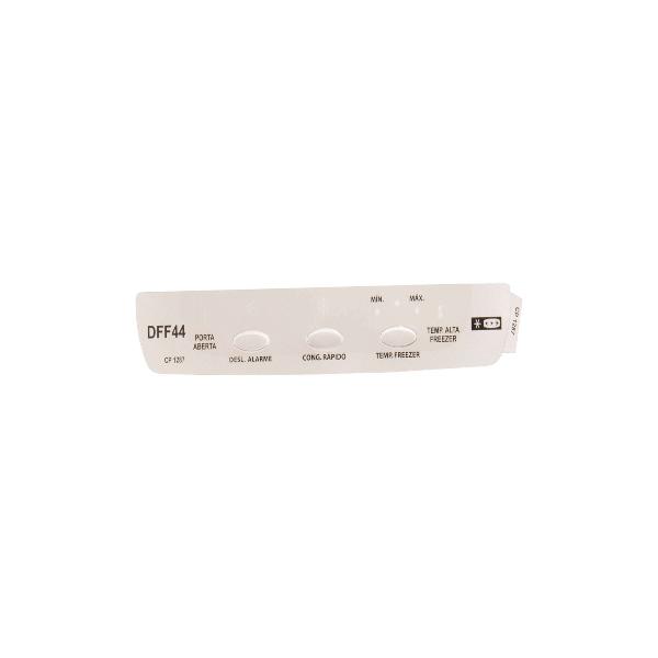 Painel Decorativo Compatível Lavadora Electrolux DFF44 - CP P1287