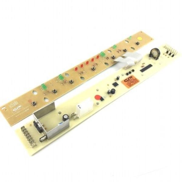 Placa Controladora Lavadora Brastemp C/ Aquecimento Bivolt - 326010255 -  Cp0205